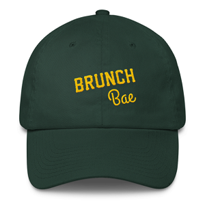 Brunch Bae Dad Cap