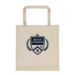 Brunch University Tote bag