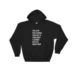 Divorce Snap Back Hoodie/Sweatshirt/Tank