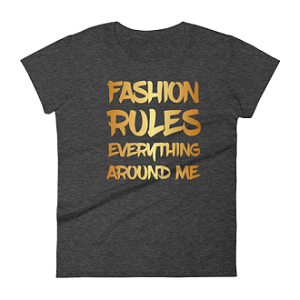 Fashion Rules T-shirt