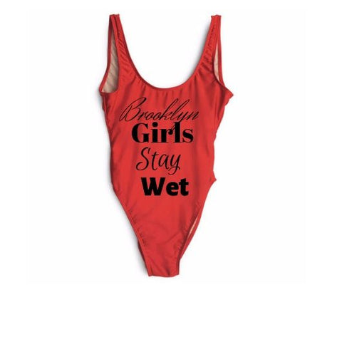 Brooklyn Girls Swimsuit/ Bodysuit