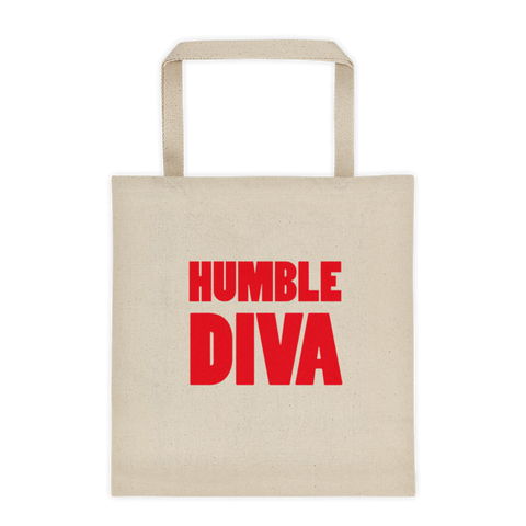 Humble Diva Tote Bag