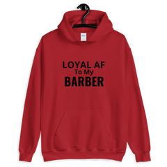 Loyal AF to My Barber