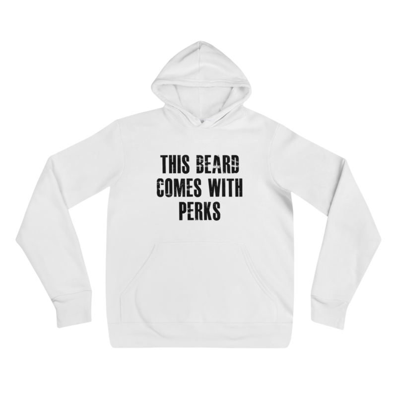 This Beard Comes With Perks Hoodie