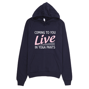 Coming To Your Live Hoodie