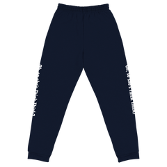 "Unisex ""Oh, so she's Thick Thick?"" Joggers"
