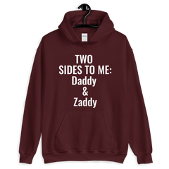 Zaddy Hoodie/ T-shirt (Sold Separately)