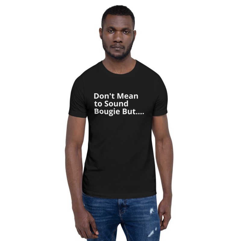 Bougie Men's T-shirt