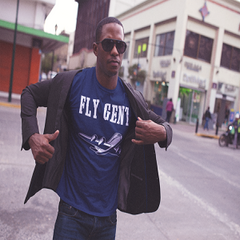 Fly Gent T-shirt