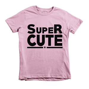 Super Cute Kids' T-shirts