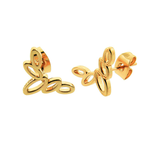 14k Gold plated Caesar Ear Crawlers