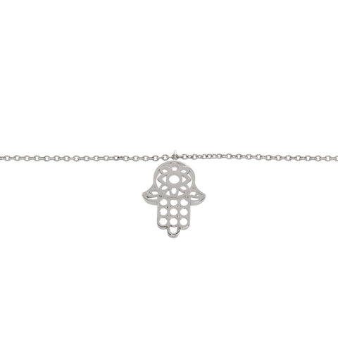 Hamsa Choker/Collar Necklace