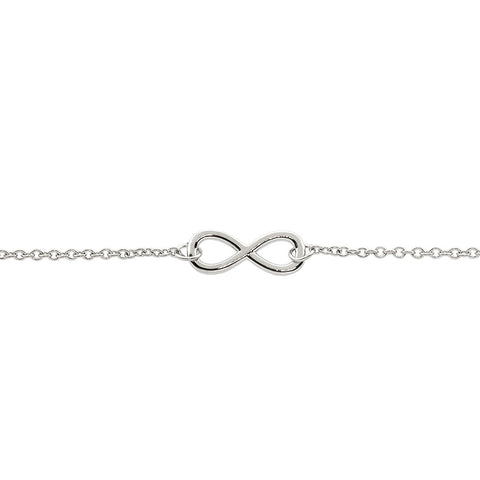 Infinity Choker/Collar Necklace
