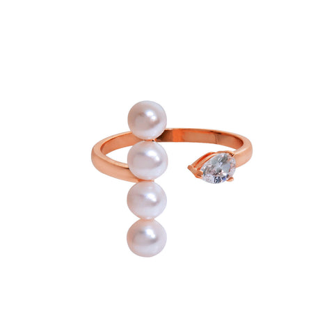 Freshwater Pearl Statement Ring