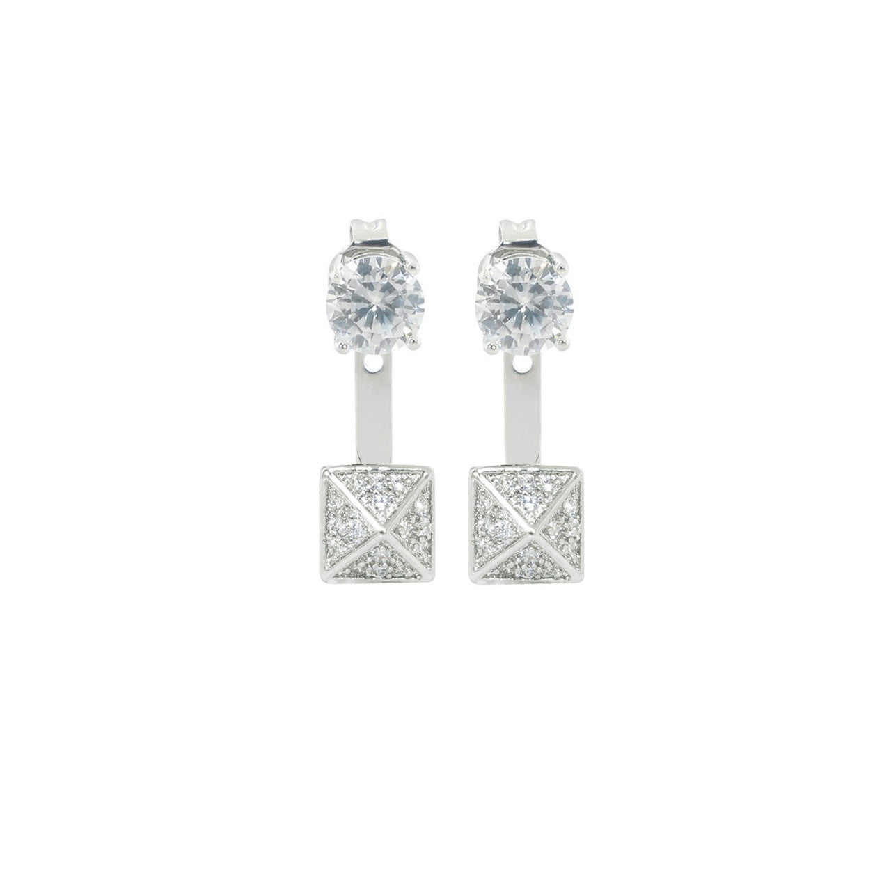 Delta Drop Earrings