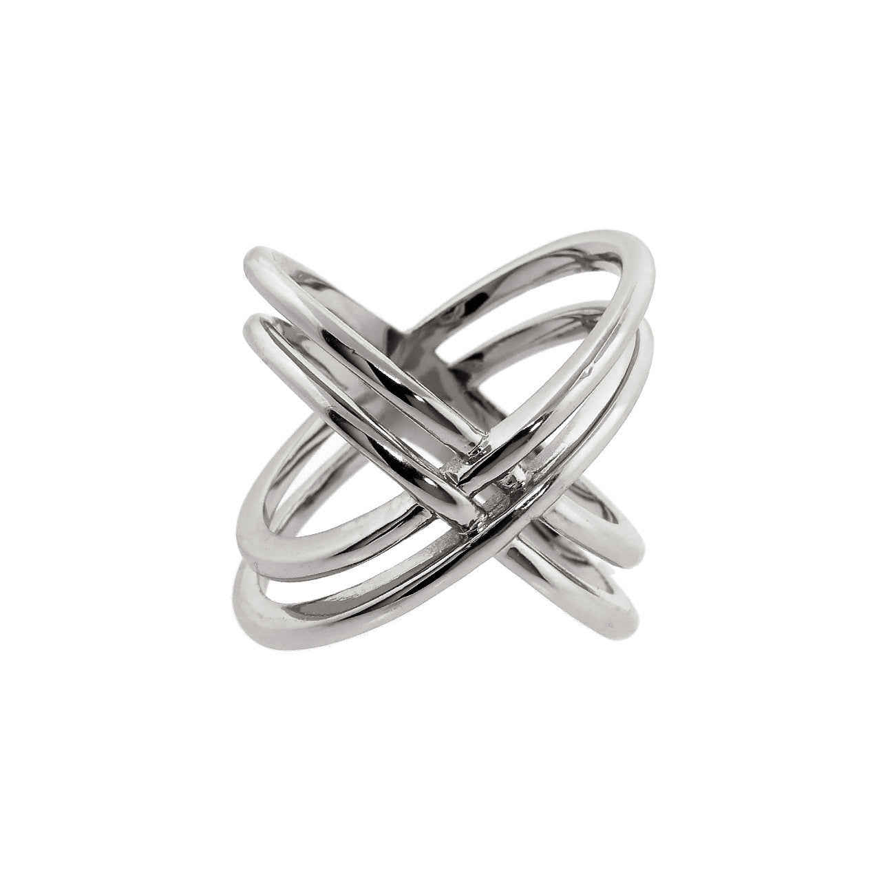 "Double ""X"" Atomic Ring"