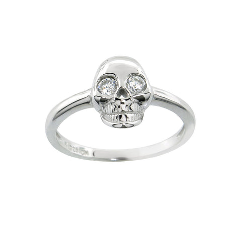 Skull Ring with Eye