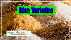 Rice Varieties - Buy Online