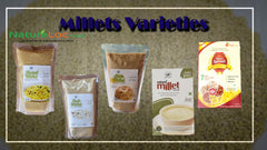 Millets Varieties Buy online