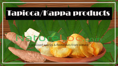 Tapioca/Kappa products