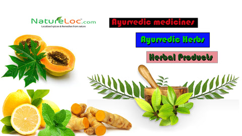 Natureloc Ayurvedic herbs and beauty