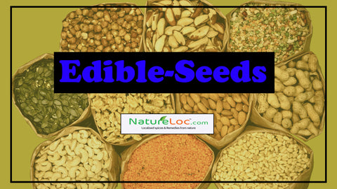 edible seeds