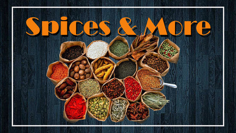 spice and more