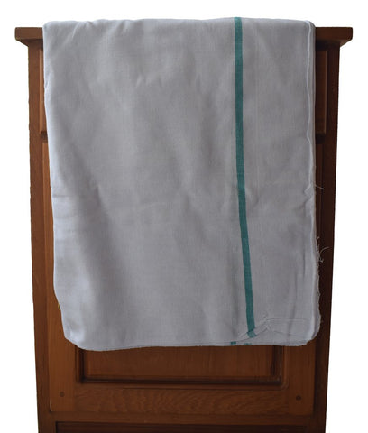 Thorth Bath Towel Kerala White Bath Towel100% Cotton Big size - Buy Online Large Size
