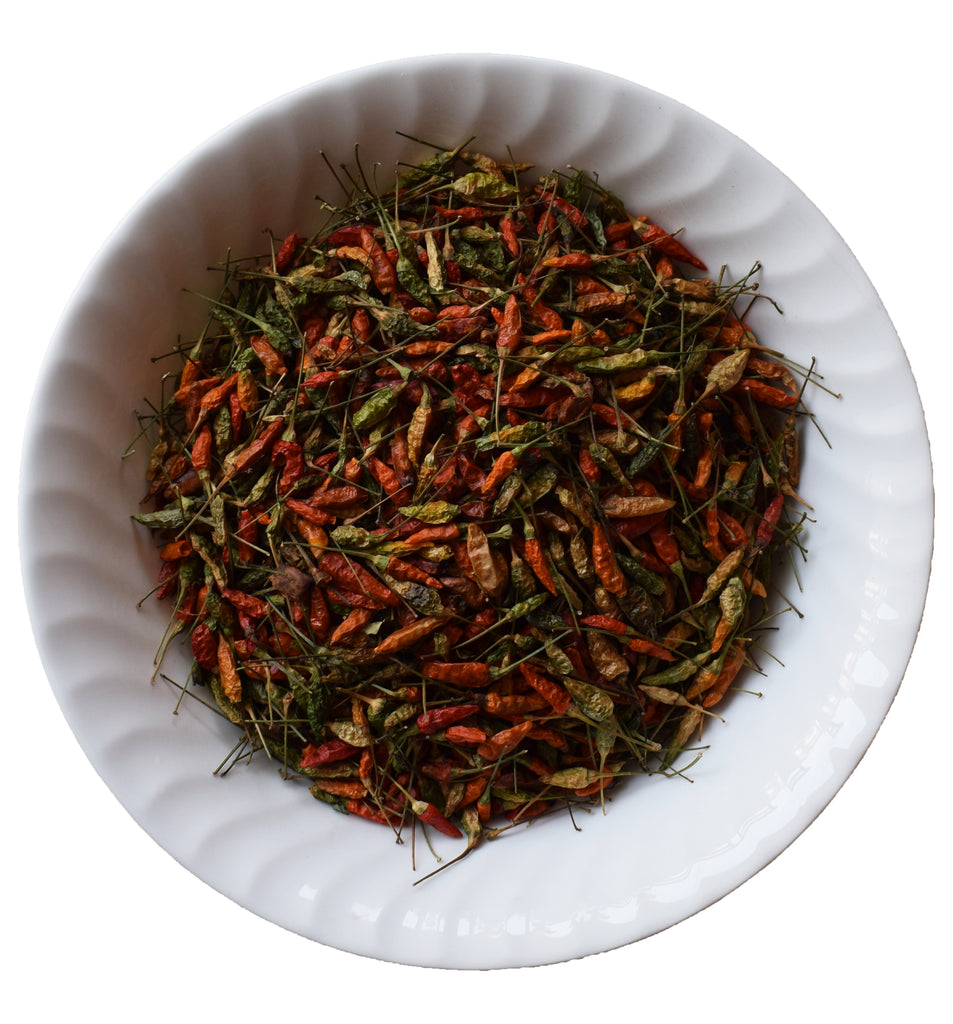 BirdsEye Chilli ( Kanthaari Mulaku ) - Dried - Buy Online