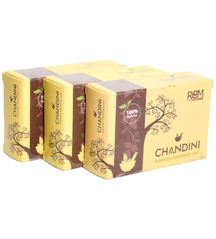 Chandini  Ayurvedic Handmade Soap, Pure Ayurvedic Soap, Chandini Soap - Buy Onlne