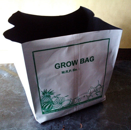 Grow Bags, UV Stabilized Poly Grow Bags, Medium Sized Grow Bags, Vegetable Grow Bag - Buy Online