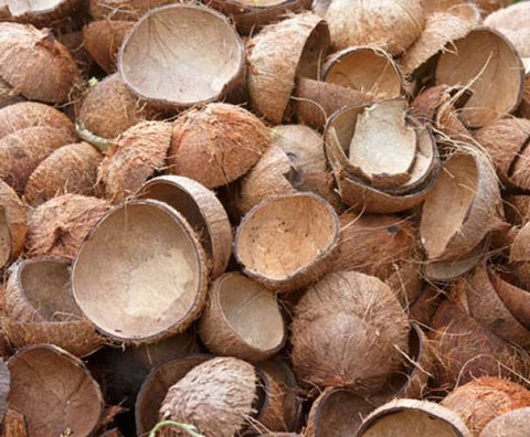 Coconut Shell-Chiratta Dry Coconut Shell-Buy Online Natural Coconut Shell