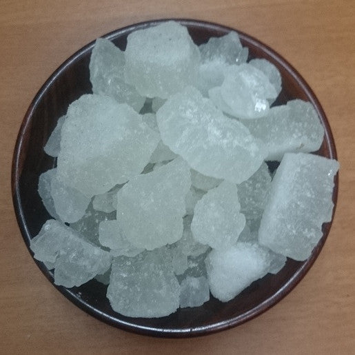 Kalkandam Or White Sugar Rock Candy Buy Online Natureloc