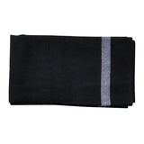 Kerala Thorth Black (Bath Towel)100% Cotton - Buy Online