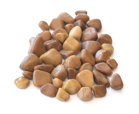 Pebbles Yellow SPR - Gardening Pebbles, Aquarium Decorative Stones, Aquarium Pebbles - Pebbles Buy Online