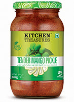 Tender Mango Pickle/Kanni Manga Achar - Buy Online