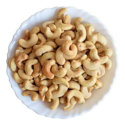 Cashew nuts 210 - Salted Kaaju- Buy Online edible nuts