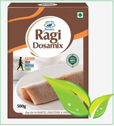 Ragi Dosa Mix - Buy Online Ragi Products