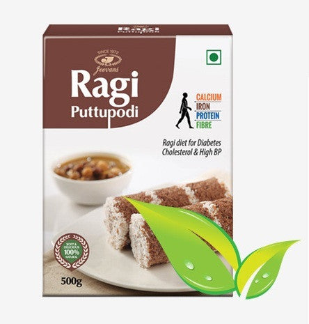 Ragi PuttuPodi - Buy Online - Soft and Delicious