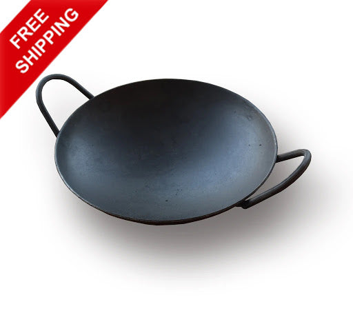 Iron Vella Appa Chatti, Palappa Chatti, Iron Appam Maker, Iron Appam Pan - Buy Online