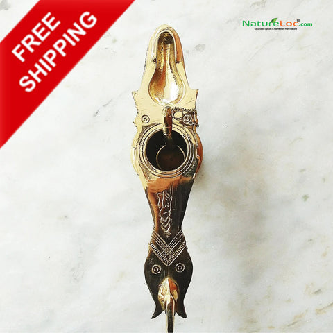 Ashtamangalya Vilakku - Buy Online - Traditional  auspicious lamp