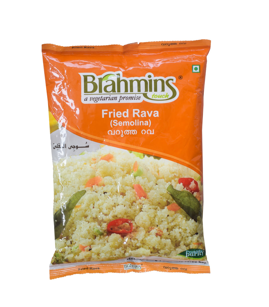 Brahmins Fried Rava-Roasted Rava (Semolina)-Buy Online