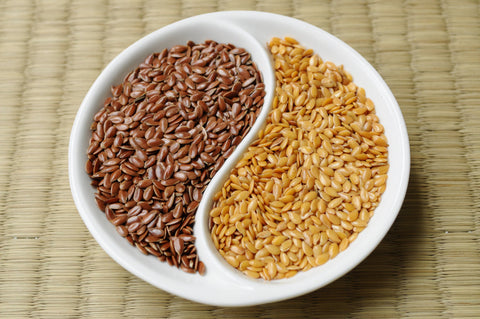 Image result for Flax seeds