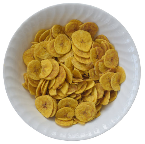 Banana Chips, Nendran Kaya Chips, Kaya varuthathu, Ethakka Upperi, Raw Banana Chips  - Buy online