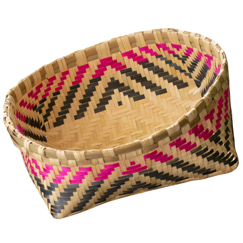 Small Basket, Small Bamboo Basket, Mula Basket, Basket Made of Bamboo Reed, Small Reed Baskets, Eeta Basket - Buy Online