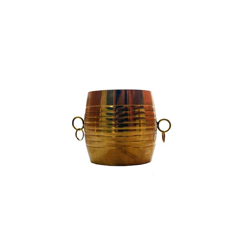 Brass Para-Small And Handy Type Kerala Traditional Brass Para-Peetal Ka Para-Buy Online