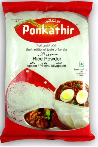 Ponkathir Appam,Pathiri,Idiyappam Powder-Ponkathir Rice powder -Ari Podi Buy Online