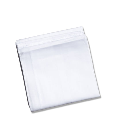 Handkerchief, White Colour Handkerchief, White Roomal, Cotton Handkerchief, White Towel, Hand Towel - Buy Online