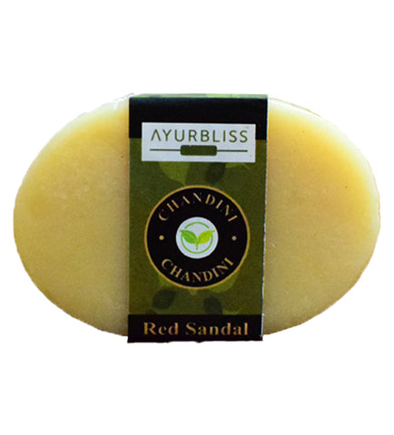 Red Sandal Soap - Chandini Red Sandal Soap - Buy Online