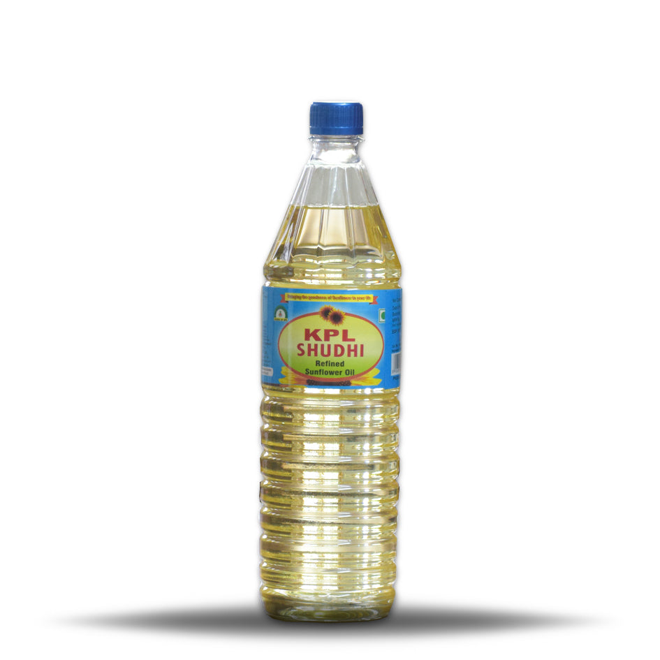 Sunflower Oil KPL Shudhi Oils-Buy Online KPL Shudhi Sunflower Oil